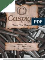 Caspian Arms 2012