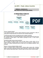 Legislação MPU 2