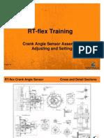 66 RT-Flex Crank Angle Sensor
