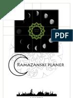 Ramazanski Planer v1.0