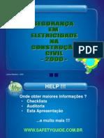 Seg Eletricidade Constr Civil