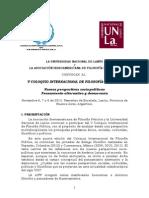 Coloquio de Filosofía Política (Argentina)