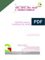 Guard 2012 Reporte