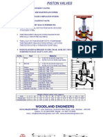 Woodland Piston Valves 4 Pages