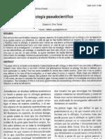 Ufología Pseudocientífica