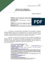 IDEOLOGIA E SOBERANIA - SILVA JR., Nelmon J.