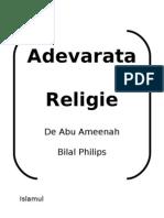 Adevarata Religie/ De Abu Ameenah Bilal Philips