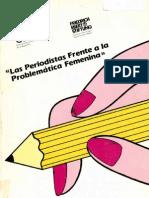 445 Las Periodistas Frente a La Problematica Femenina