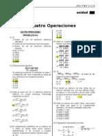 Aritmetica 03 Cuatro Operaciones b