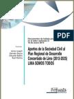 Aportes Al PRDC de Lima Metropolitana
