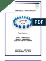 Modulo Fundamento de Administracion- 2010-1