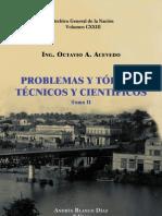 Acevedo Problemas y Topicos Tecnicos y Cientificos. Tomo II.