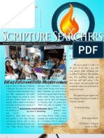 Scripture Searchers May 2013 Issue