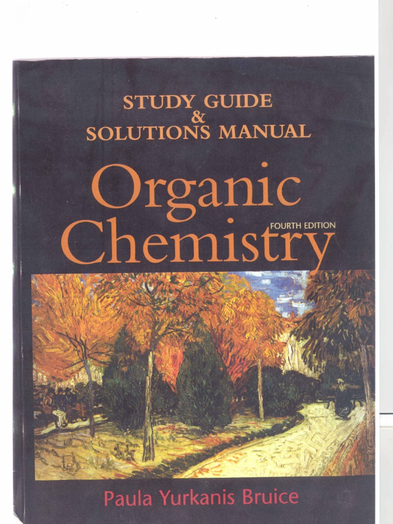 Solutions manual organic chemistry bruice 6th edition ebook array organic chemistry 4ed paula bruice solution rh scribd fandeluxe