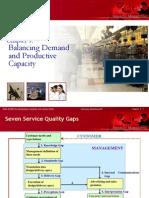 Managing Demand and Supply