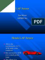 Honda o2 Sensor Training