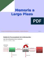 Memoria Largo Plazo