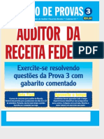 003.Caderno de Testes - Receita Federal 2012 (Auditor)