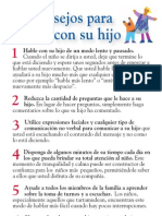 7 Tips for Parents Spanish