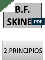 B F Skiner