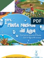 Fiesta Nacional Del Agua Una Experiencia de Gestion Social Del Agua en Bolivia