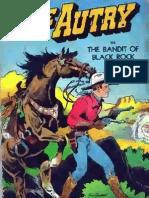 Gene Autry Dell Comics 1945