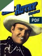 Gene Autry Dell Comics 1946