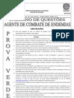 Ed13 Agente Combate de Endemias Verde
