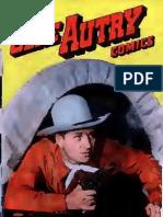 Gene Autry Dell Comics 1948