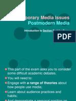 Postmodern Media