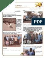 Boletin_76 - Guinea Bissau - Abril 2009
