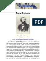 Philosophica Enciclopedia Franz Brentano