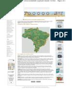 Pincipais etnias de índios brasileiros