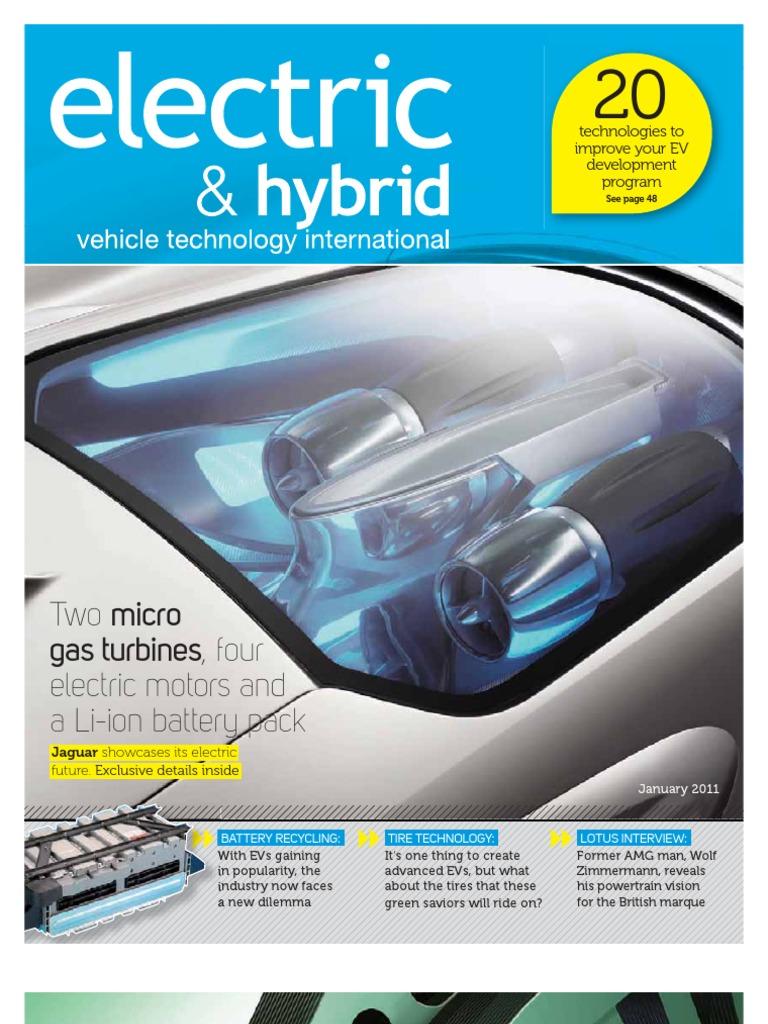 46636358 Electric Hybrid Vehicle Technology International 2011 ...