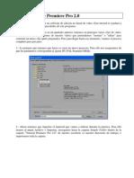 Tutorial Adobe Premiere Pro 2.0