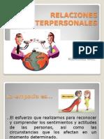 seminario relaciones interpersonales