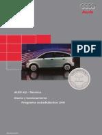 240-Audi a2, Tecnica