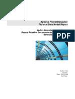 Relatório Documnetação Banco de Dados Gerenciamento de Cursos