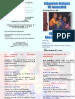 Kulturartekotasuna VIII jardunaldiak_ VIII Jornadas educación Intercultural