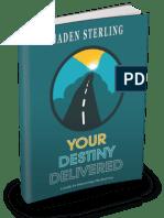 Your Destiny Delivered eBook