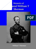 Memoirs of General William T. Sherman, Two Volumes Complete in One Edition- 1850