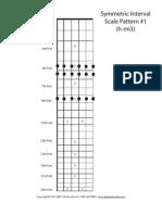 Symmetric Scales Across