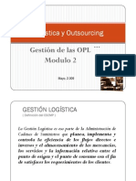 Logistica y Outsourcing