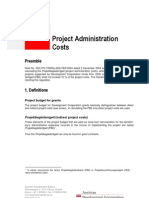 Project Administration Costs 02