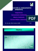 1232889483.Clase SAneamiento  Ambiental . Introduccion. 2011. SCG.pdf