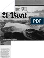 [Conway Maritime Press] [Anatomy of the Ship] the Type VII U-Boat