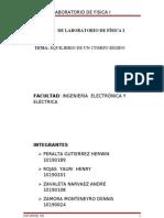 Informe de Laboratorio Fisica I-06