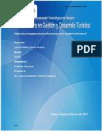 Estructura Organizacional y Funciones de La Auditoria Nocturna