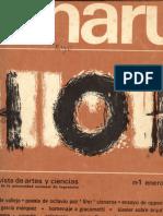 Revista Amaru - Nº 01