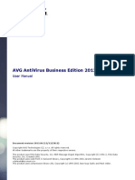 AVG AVBE UserManual En